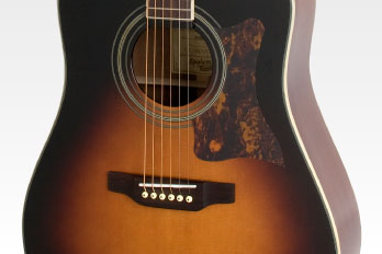 Acoustic<br>Guitars